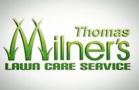 Milners lawn care . Grass cutting . Yard .Trees. Sodding