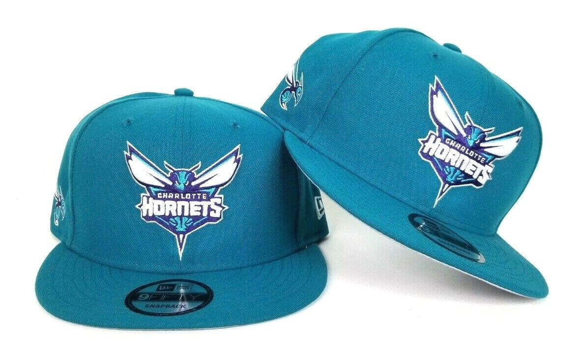 new authentic cute offer discounts New Era NBA Teal Charlotte Hornets 9Fifty Snapback Hat | eBay