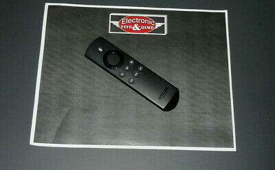 Gen 2 DR49WK B For Amazon Alexa Voice Fire TV Stick Box Remote Control