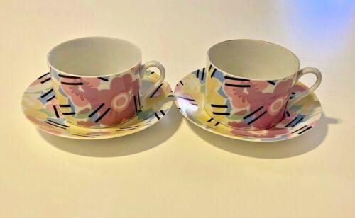 Robert Venturi / Swid Powell - Set of Grandmother Teacups