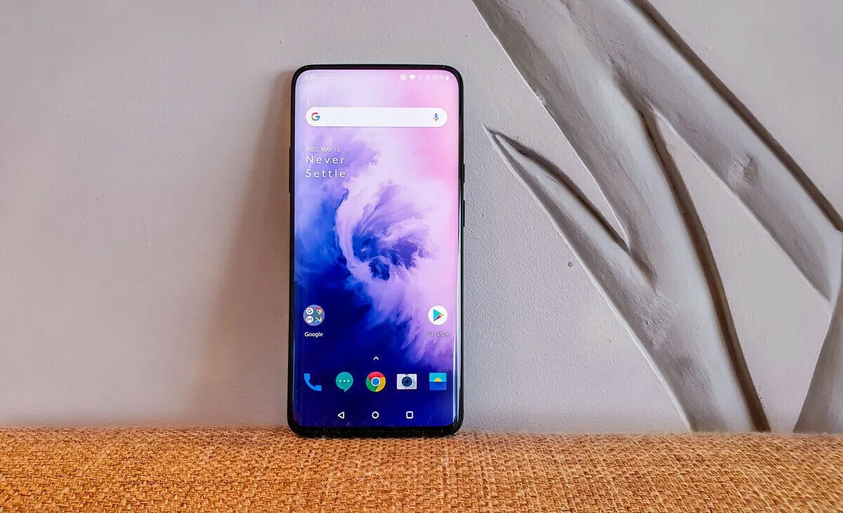 OnePlus 7T Pro 256GB Black Open Box Android Phone For Sale FREE SHIPPING  - $385.00