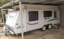 2005 Jayco Freedom 30th Anniversary Model - Shower And Toilet. Younghusband Mid Murray Preview
