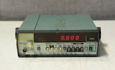 Fluke 1910a Frequency Counter 5hz-125mhz