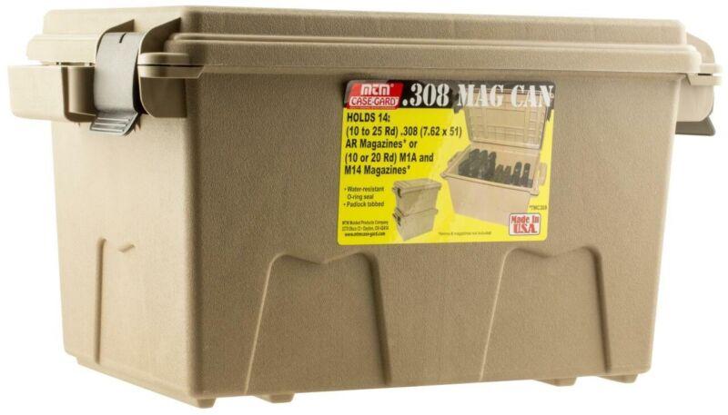 MTM TMC 308 Tactical Magazine Can