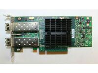 +2x10G Transceivers Mellanox MNPH29D-XTR 98Y2404 ConnectX-2 Dual 10Gbps SFP
