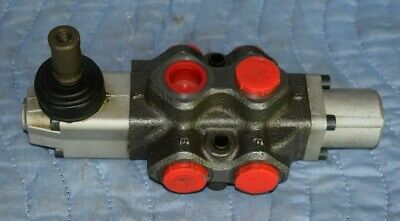 Walvoil Hydraulic Control Valve Selector Df106 New Parker Gresen Prince