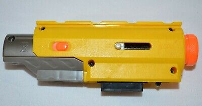Nerf N-Strike Gun Accessory Part Red Laser Scope Sight C-044A Works! Yellow
