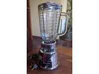 Russell Hobbs Bender 3900 Chrome Body 1.25ltr Glass Jug