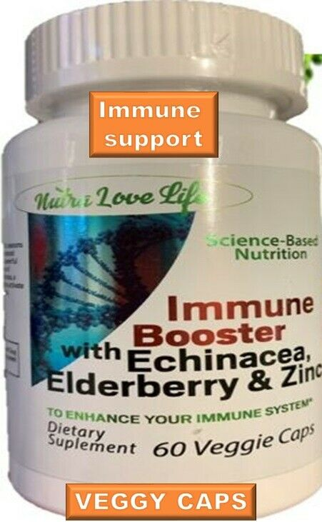 Pure Inmune Support Healthy Immune System, Antioxidant, Booster-Viruses*fights 1