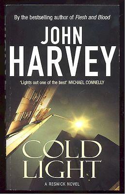Cold Light: (Resnick 6) by John Harvey (Paperback, 2005)