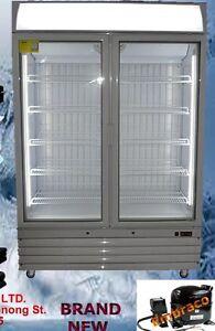 Brand new 888lt commercial upright display freezer! Brisbane City Brisbane North West Preview