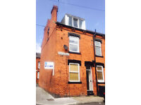 Unfurnished 2 bedroom house to rent close to City Centre