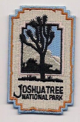 Official Joshua Tree National Park California Souvenir Patch