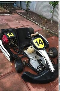 200cc go kart Leanyer Darwin City Preview
