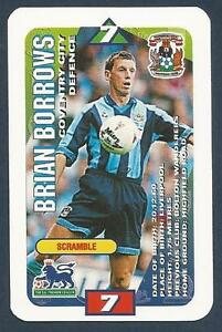 SUBBUTEO-SQUADS-1996-COVENTRY-CITY-BOLTON-WANDERERS-BRIAN-BORROWS