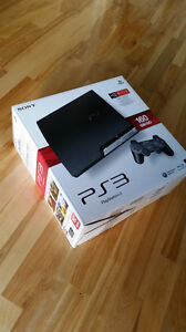 Playstation 3 160 GB, Slim