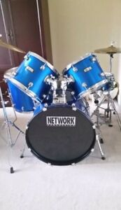 REDUCED Full drum kit - ideal for student