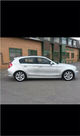 BMW 123d 5dr twin turbo model (Rare)