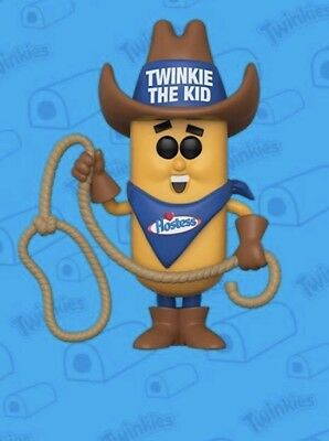 Funko Pop  Ad Icons  Hostess  Twinkie The Kid  Pre Order  With Protector