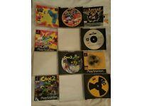 4x Playstation games