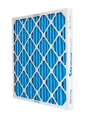 20x20x1 MERV 8 HVAC/Furnace pleated air filter - Air Flow Furnace Filter
