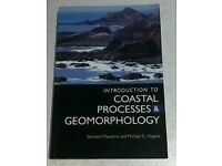 Introduction to Coastal Processes and Geomorphology Text Book