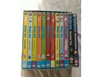 Family Guy DVDs