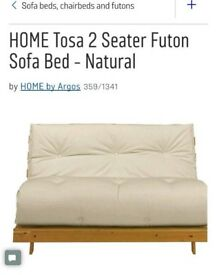 Sofa bed mattress / futon topper new