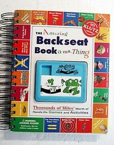 Backseat Survival Guide - by Klutz Kingston Kingston Area image 1