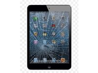 Cracked iPhone and iPads wanted