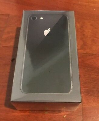 Apple iPhone 8 - 64GB - Room Gray AT&T  Model A1905  Part: MQ6V2LL/A SEALED NEW