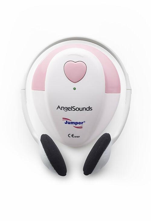 Angel Sounds für die Schwangerschaft: So hören Sie den Herzschlag Ihres Babys
