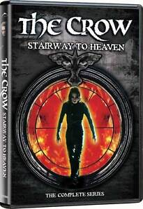 The Crow: Stairway To Heaven -The Complete Series on DVD
