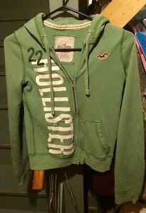 (2) Junior HOODYS - Small &  Medium  Both fit approx.12 /14 Stratford Kitchener Area image 1