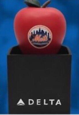 NY METS HOME RUN APPLE FIGURINE SGA 6/23/2018 CITI FIELD DELTA BASEBALL Ny Mets Home Baseball