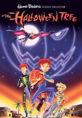 The Halloween Tree NEW DVD