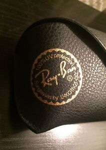 Mint Condition Ray-Ban Sunglasses with Case Peterborough Peterborough Area image 4