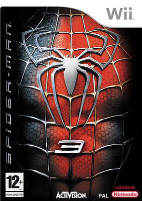 Spider-Man 3 (spiderman) Wii Nintendo jeu jeux games game spelletjes 1694