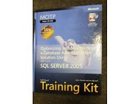 MCITP Optimizing and maintaining a database administration solution using