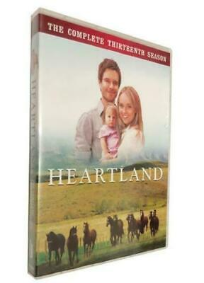 Heartland: The Complete Season 13 ( 4-DISC DVD SET ) Brand New
