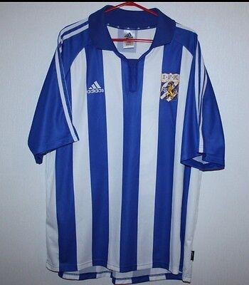 Ifk göteborg (sweden) Home Football Shirt Large #8