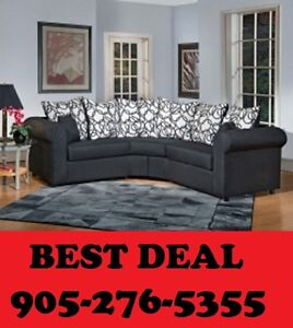 2pcs Sectional Set Only $799