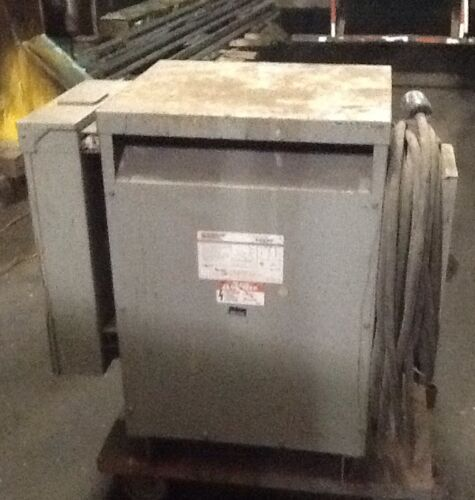 Federal Pacific 30 KVA Dry Type Transformer Catalog # T4T30