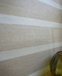 Basel-stripe-striped-stripey-wallpaper-in-Brown-Taupe-Metallic