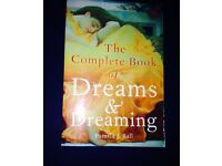 "Book ""dreams and dreaming"""