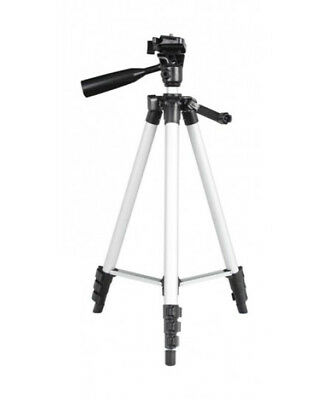 "Digital Vision 50"" Tripod with Bag for DSLR, Cameras, Camcorder, 3 Way Pan Head"