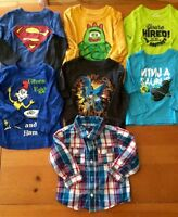 Boys 18-24 month clothes