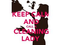 **Very reasonable rates** 2 Lady Cleaners available for Domestic chores