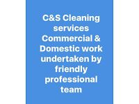 C & S Cleaning services
