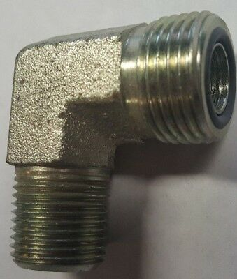 Fs2501-04-04 Face Seal Hydraulic Fitting Mfs -mp 90
